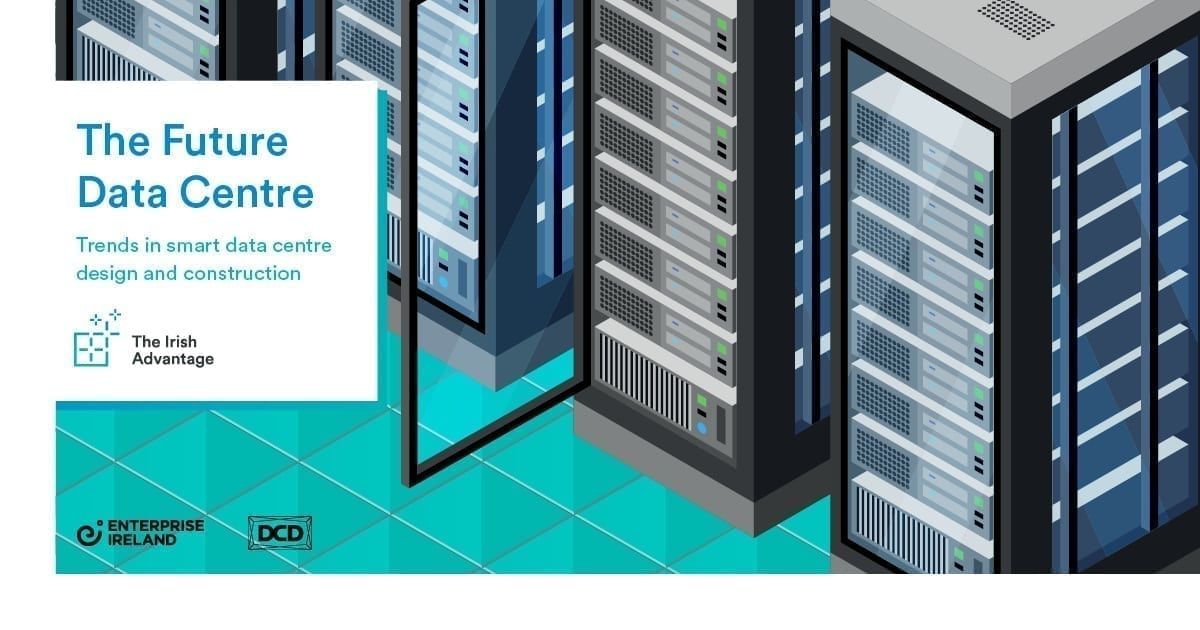 New Data Centre White Paper Examines the Global Trend of 'Hyperscale' Data Centres