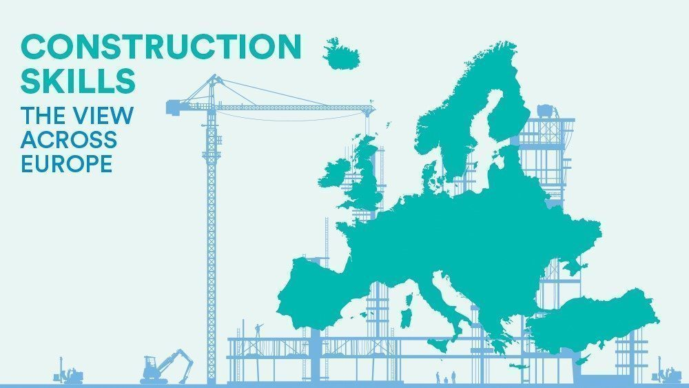 Construction skills: the view across Europe
