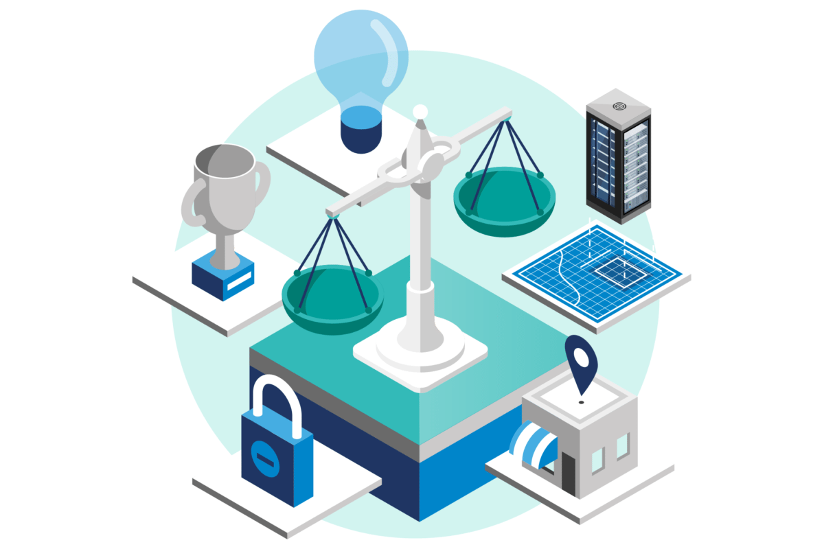 Centre de donnée : 5 facteurs juridiques à prendre en compte avant sa construction