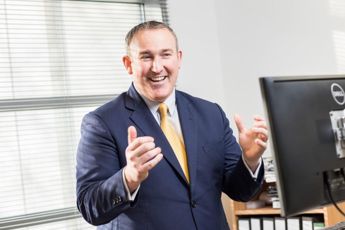 Brian Crowley, CEO, TTM Healthcare