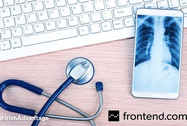 Frontend: Irish company making sense of the digital healthcare revolution