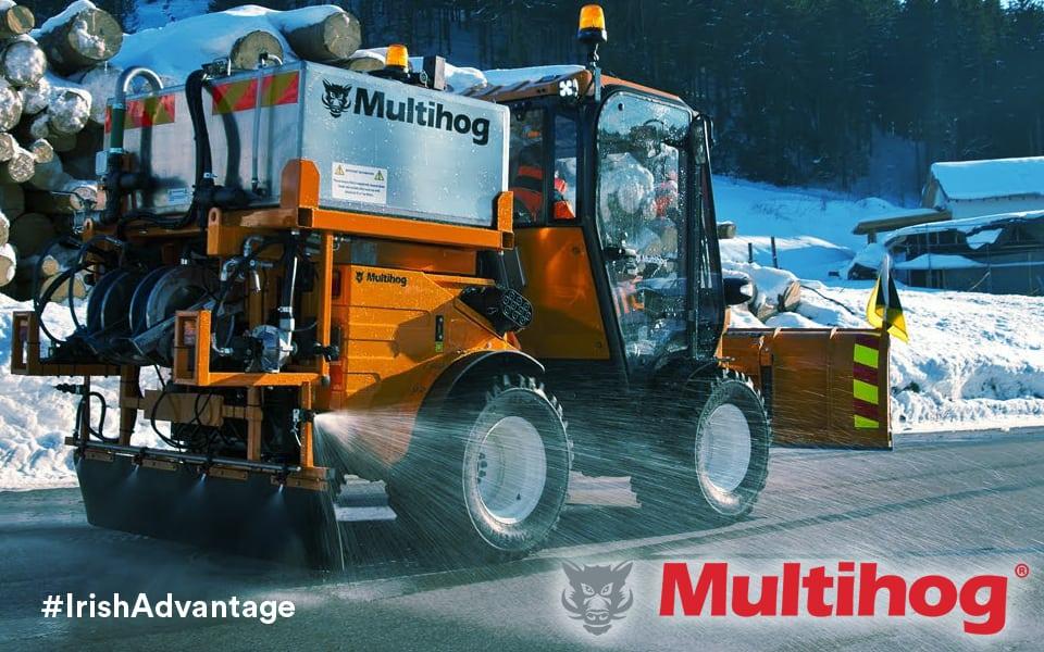 Multihog's rich engineering and innovation heritage drives market leader