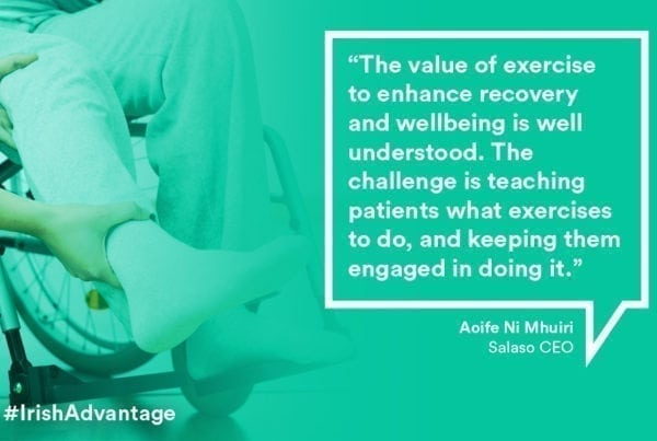 Salaso helps one of America's largest healthcare providers to improve outcomes for patients and hospitals