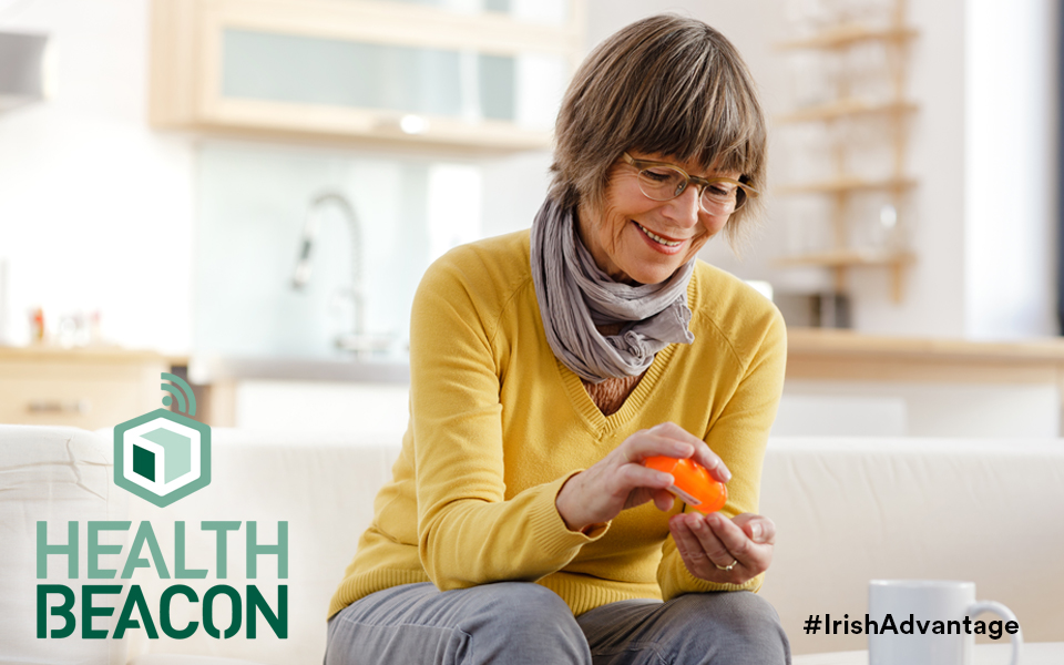 HealthBeacon: tackling medication non-adherence with world's first smart sharps bin