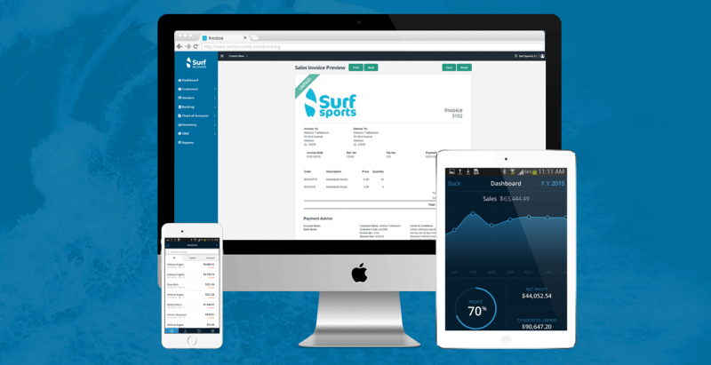 Surf Accounts makes waves into US Market