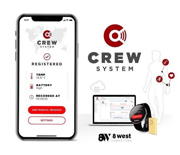 8 west crew